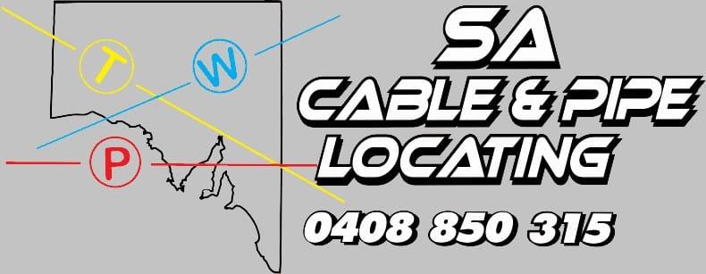 SA Cable & Pipe Locating, Woodside South Australia logo