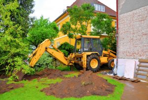 Locate your underground pipes so you can excavate safely